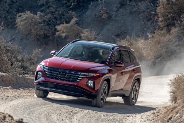 2022年现代图森是美国计划的12款新型SUV之一