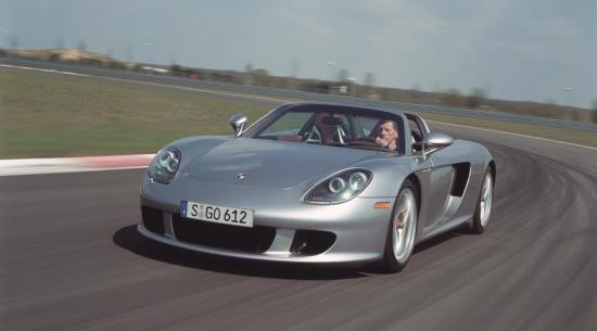 保时捷Carrera GT的5大亮点