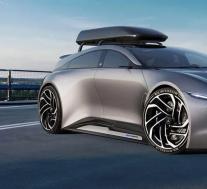 梅赛德斯-奔驰EQR概念将打造时尚的电动汽车