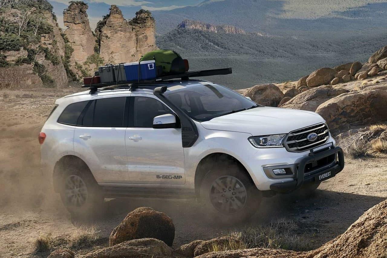 汽车实时看点2021年福特珠穆朗玛峰大本营的户外活动