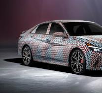 2021现代i30轿车N正式亮相