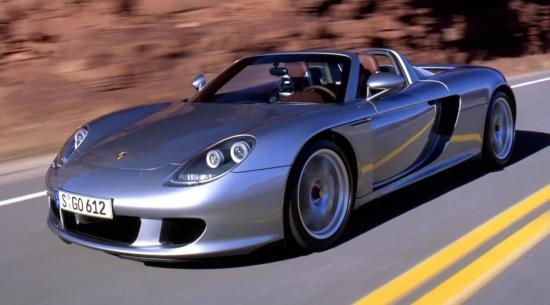 保时捷Carrera GT已经20岁生日,真是令人赞叹的模拟超级跑车