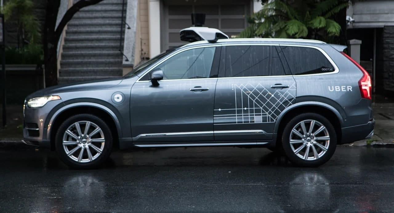 汽车实时看点优步正在寻求出售其自动驾驶汽车部门