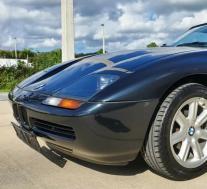 这款2,377英里宝马Z1看起来很新,正在拍卖中
