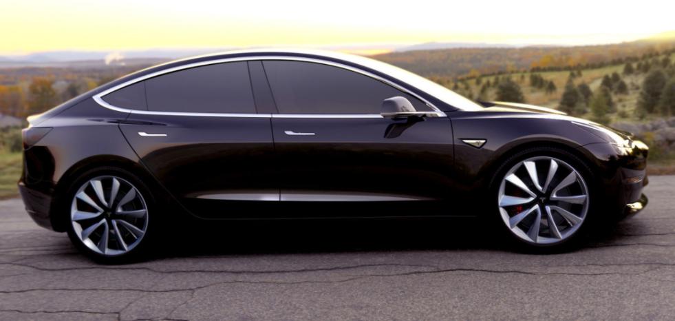 特斯拉逐步淘汰35,000美元的Model 3