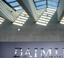 戴姆勒,吉利考虑将中国作为混合动力总成的生产中心
