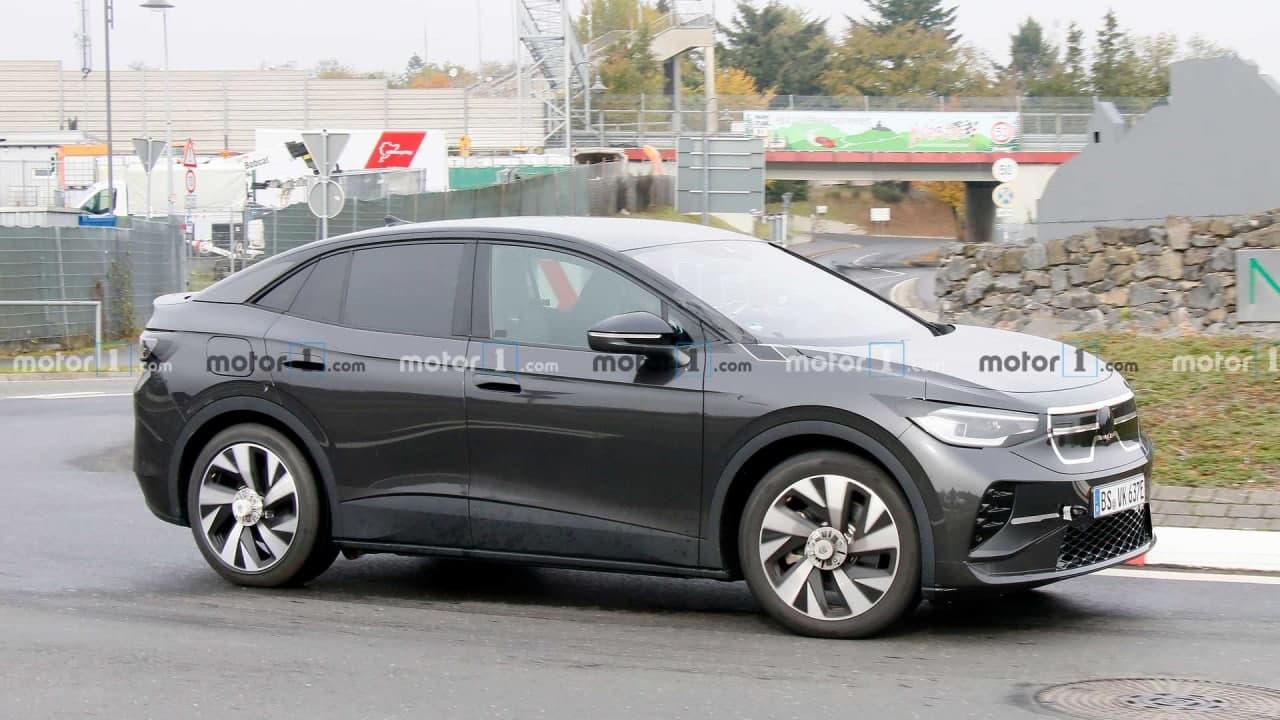 大众ID.5 Coupe SUV仅在欧洲销售