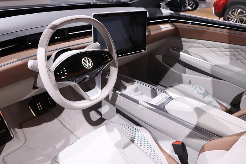 大众的下一辆电动汽车与众不同