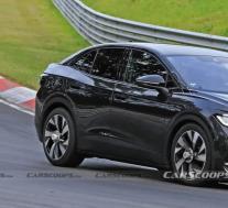 大众即将推出的ID.5 Coupe SUV专门针对欧洲