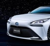 Modellista已经为2021丰田Mirai推出了套件