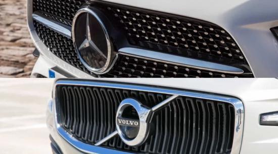 梅赛德斯-奔驰和吉利共同开发沃尔沃还将使用的发动机