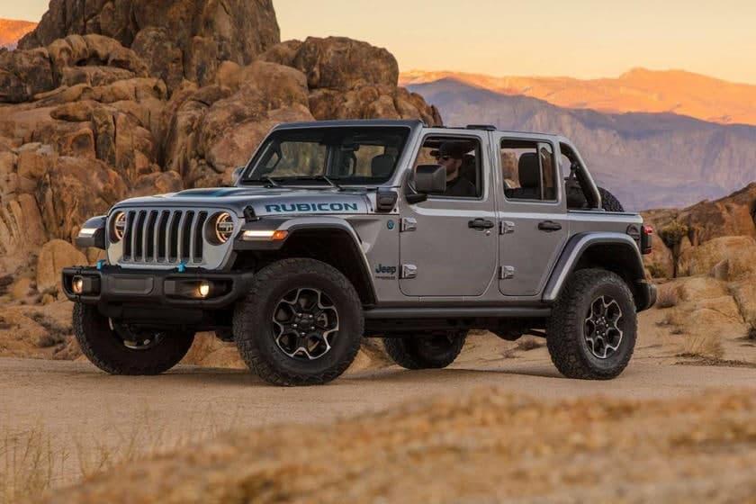 吉普车希望成为世界上最环保的SUV品牌