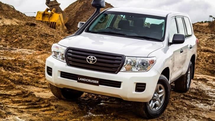 丰田LandCruiser 200系列V8柴油将于2021年3月停止生产