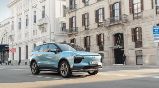 Aiways借助U5电动SUV推动扩张