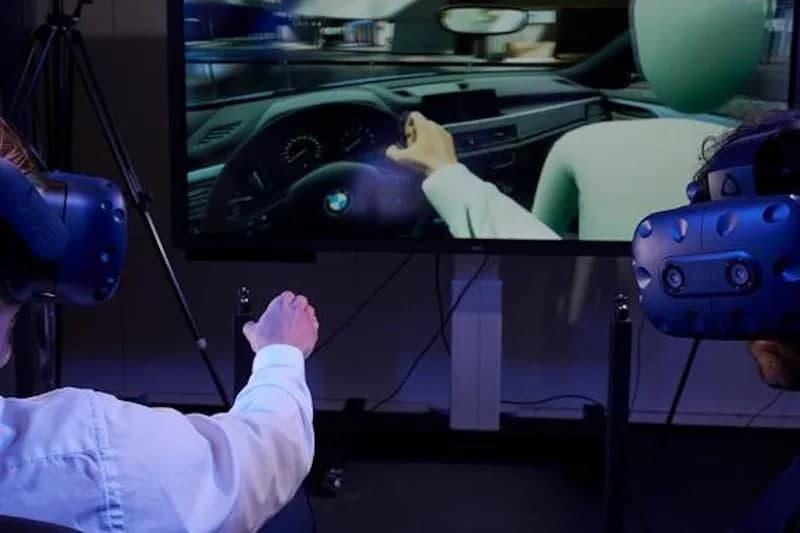 电子游戏和人工智能驱动宝马的愿景