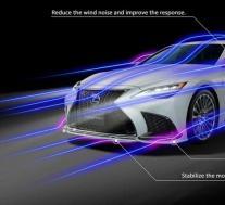 TRD将雷克萨斯LS转变为运动型豪华轿车
