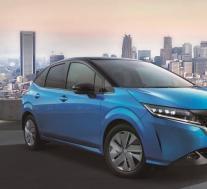 2021年日产Note仅作为e-Power系列混合动力车亮相
