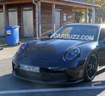 全新保时捷911 GT3贴近个人