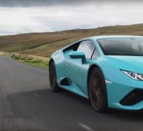 兰博基尼Huracan Evo RWD:您将需要的所有超级跑车?
