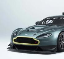 阿斯顿·马丁的Vantage Legacy系列由三辆获得冠军的赛车组成