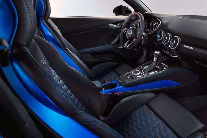 2021年奥迪TT RS比以往任何时候都贵