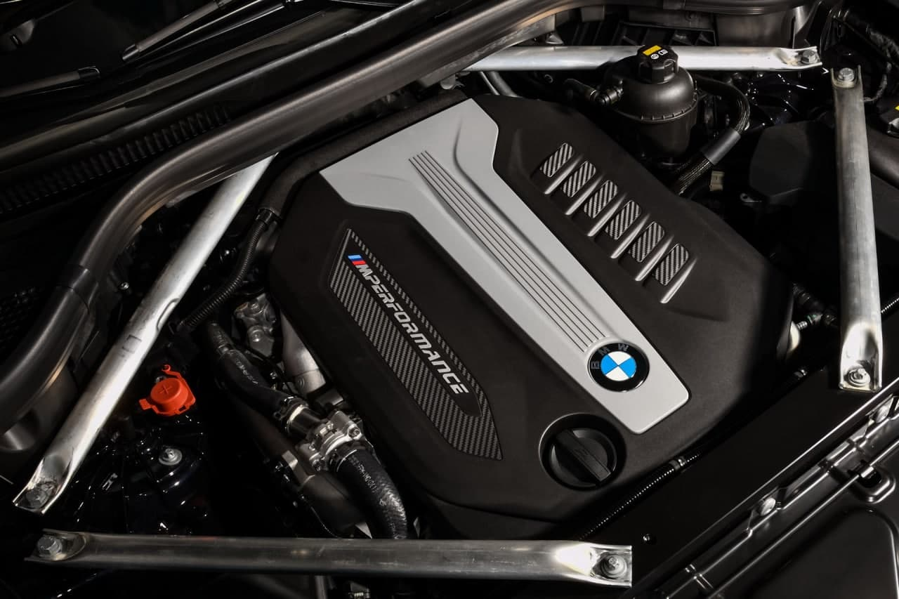 宝马开始投放受影响的2系和M50d柴油车