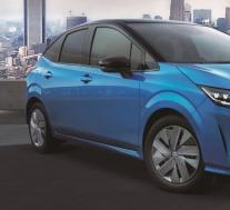 全新2021年日产Note在日本推出,采用电动动力总成