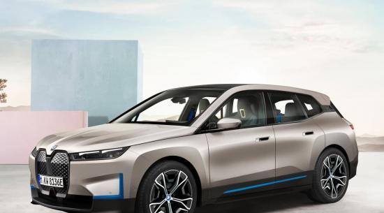 宝马希望在PH市场推出iX电动SUV