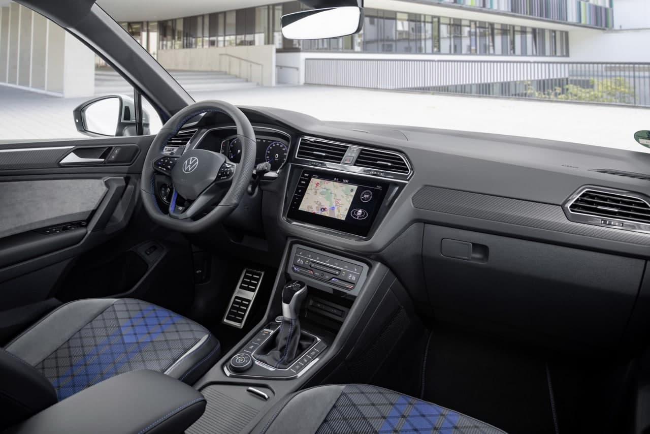 2021大众Tiguan R比第一代保时捷Cayenne Turbo S快