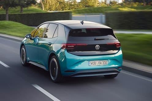 大众ID.3是十月份欧洲最畅销的电动汽车