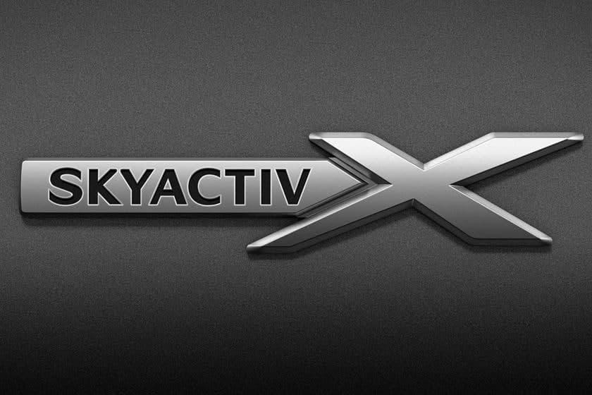 马自达3的SkyActiv-X引擎获得更多动力