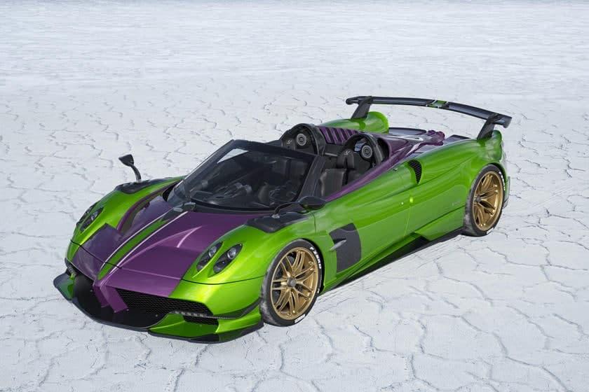 帕加尼刚刚成为世界上最酷的车辆配置器