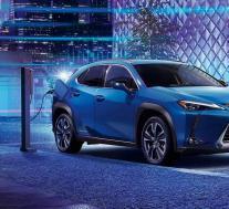2021年雷克萨斯凭借UX 300e为东盟电动汽车市场通电