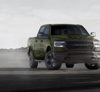 公羊展示了新一批可服务1500辆卡车的产品