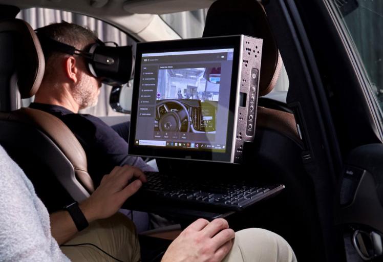 沃尔沃如何使用游戏技术制造更安全的车辆
