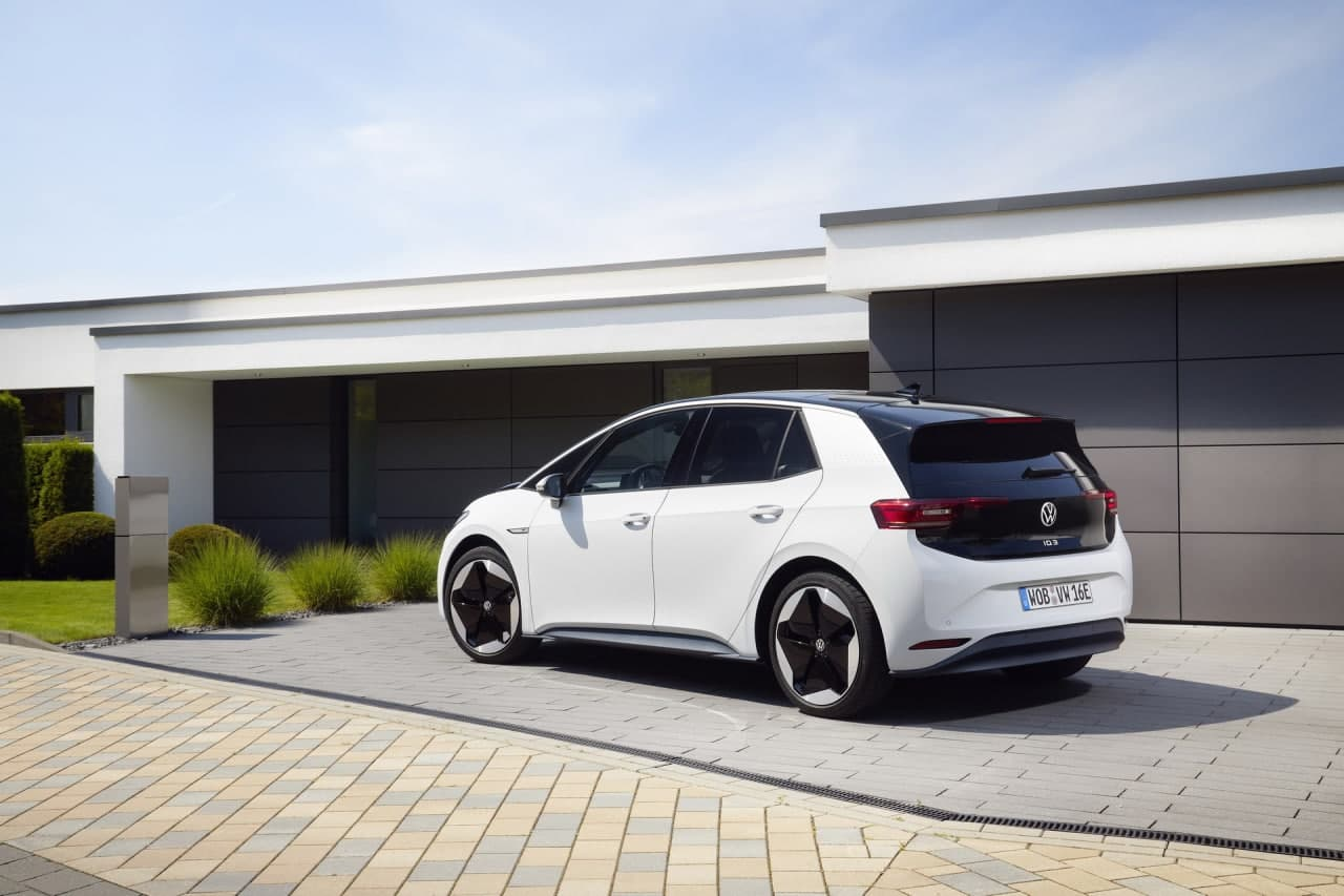 大众ID.3是十月份欧洲最畅销的电动汽车,雷诺·佐伊和现代科纳紧随其后