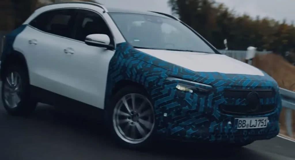 汽车动态:探索梅赛德斯-奔驰EQA和EQS,以及经过测试的设施