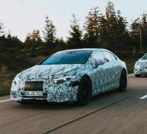 这是梅赛德斯-奔驰AMG的证明正在酝酿高性能电动汽车