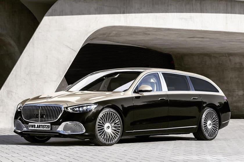 汽车动态:梅赛德斯-迈巴赫应该建造终极豪华旅行车