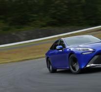2021年丰田Mirai FCV拥有400英里射程和更时尚的外观