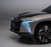 DS汽车展示了新的非接触式控制
