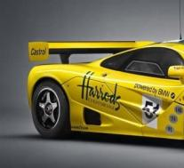 关于迈凯轮F1 GTR权威历史的书