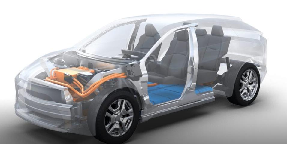 斯巴鲁确认在欧洲推出新型电动SUV