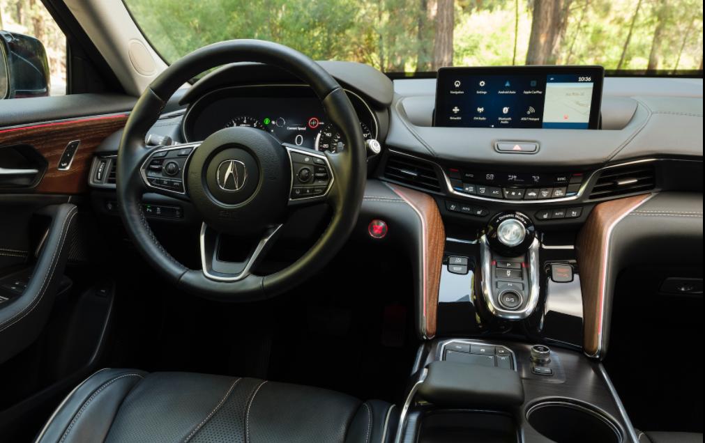 讴歌TLX:汽车管理局2021年最佳汽车购买提名