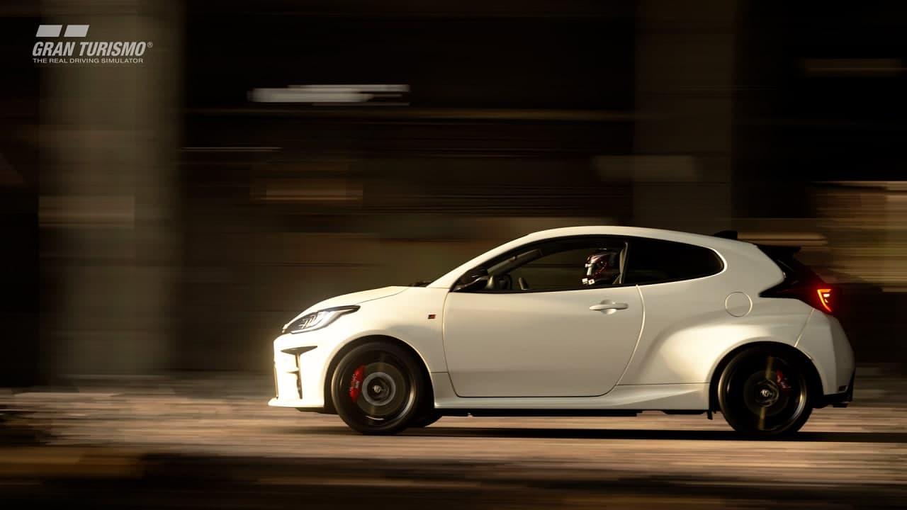 前浪汽车:丰田在Gran Turismo Sport中已经售出了超过300,000辆GR Yaris