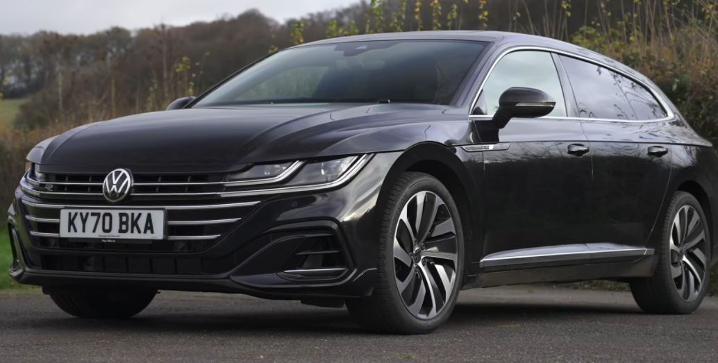 前浪汽车:2021年Arteon令人失望的新大众汽车