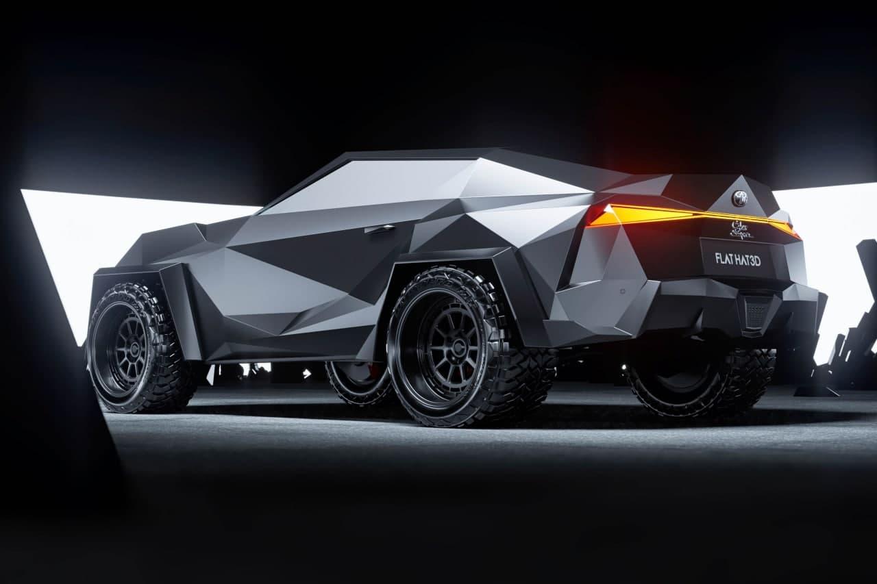 汽车资讯:丰田Supra概念车将在蝙蝠洞中看起来像在家一样