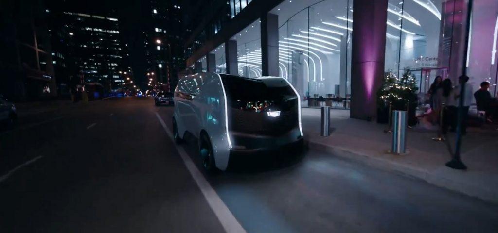 通用汽车确认新的两座凯迪拉克电动概念车即将上市
