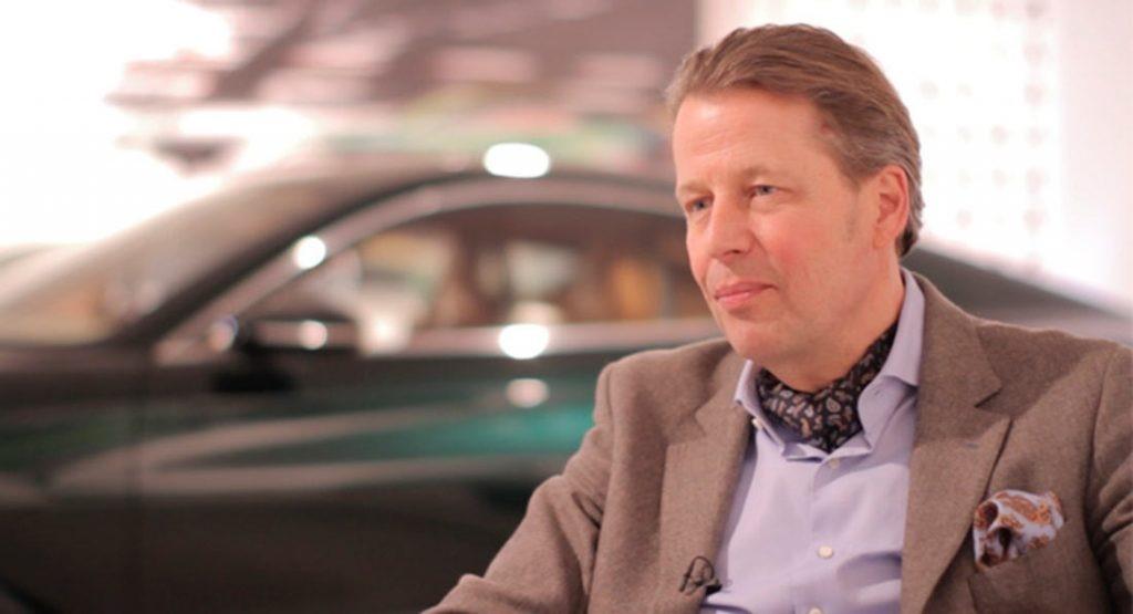 宾利前首席设计官斯特凡•西拉夫(Stefan Sielaff)有望加盟吉利