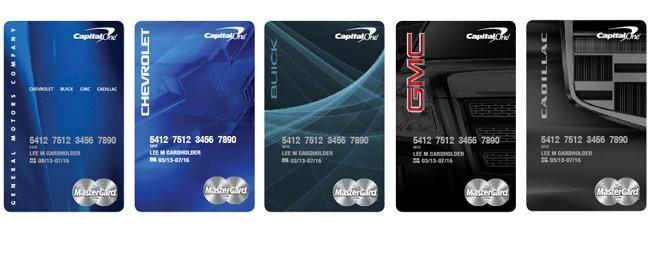 高盛将为通用汽车发行信用卡